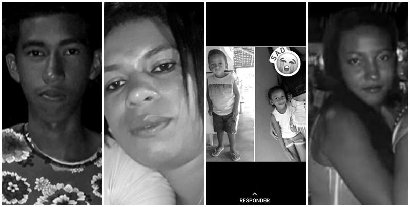 Nazária em luto! Cinco pessoas que residiam em Nazária morrem em trágico acidente no Maranhão
