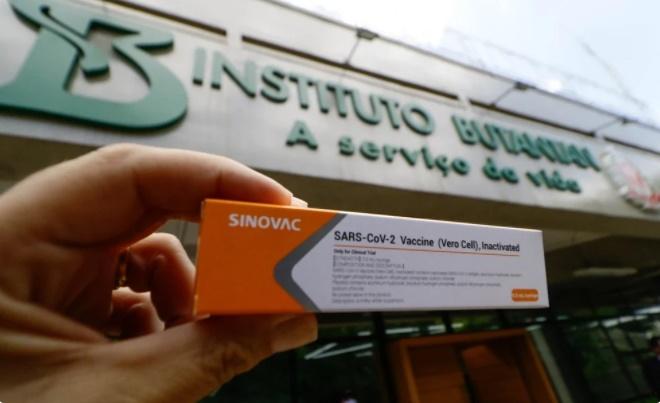 Anvisa confirma pedido de uso emergencial da vacina do Butantan