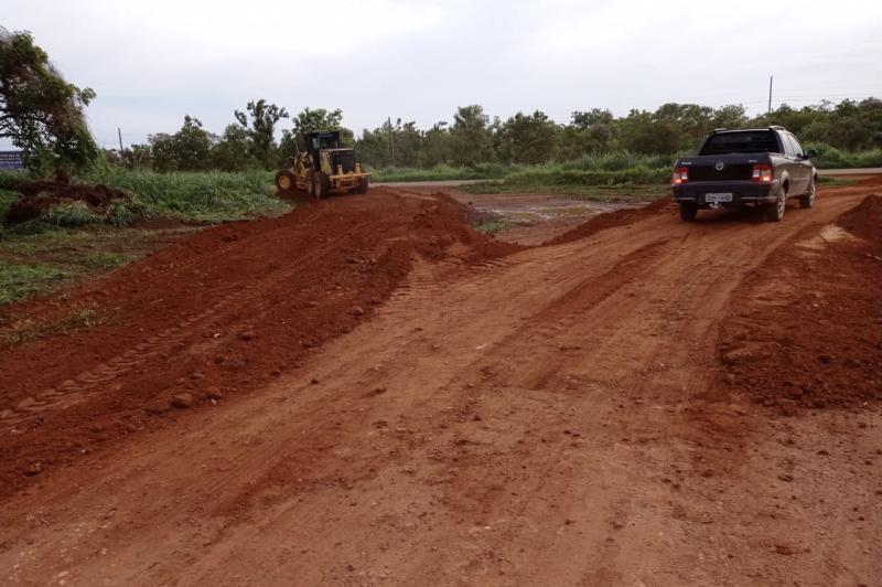 Obras de infraestrutura melhoram qualidade de vida de moradores da zona rural e urbana
