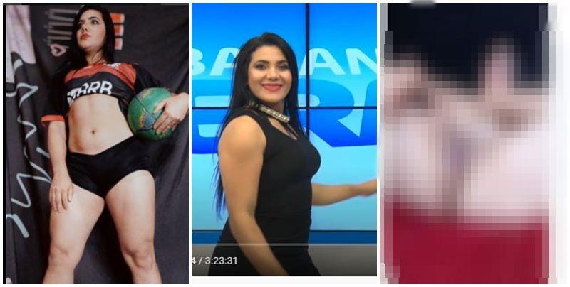 Vídeos íntimos de Roberta vazam em grupos de Whatsapp