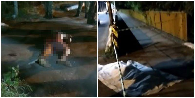 Vídeo: Assaltante é perseguido e assassinado em cima da Ponte da Primavera em Teresina