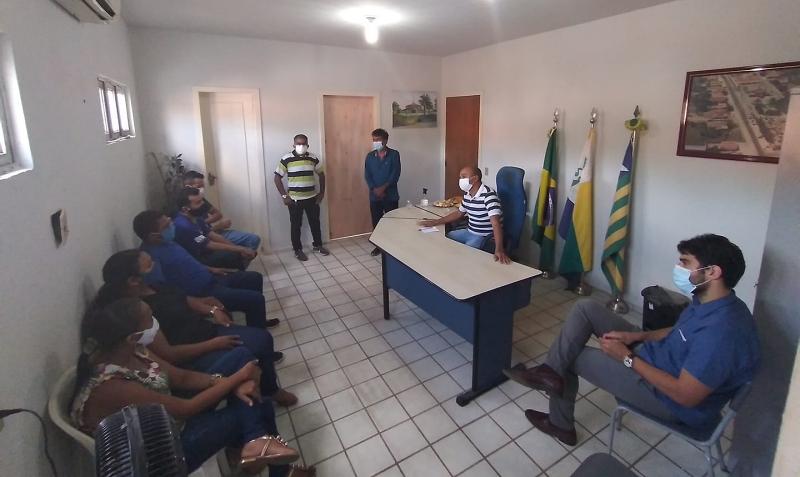 Prefeito Zé Filho inicia seu governo conversando com diversos setores da gestão municipal