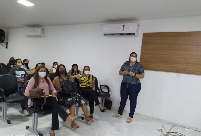Undime-PI realizou nessa sexta-feira o  1º Encontro com os DMEs em Uruçuí