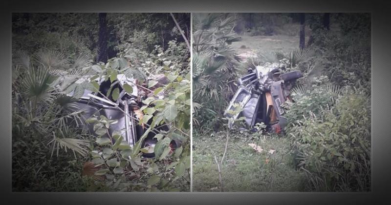 Grave acidente deixa mulher morta e quatro feridos na BR 316 no Piauí