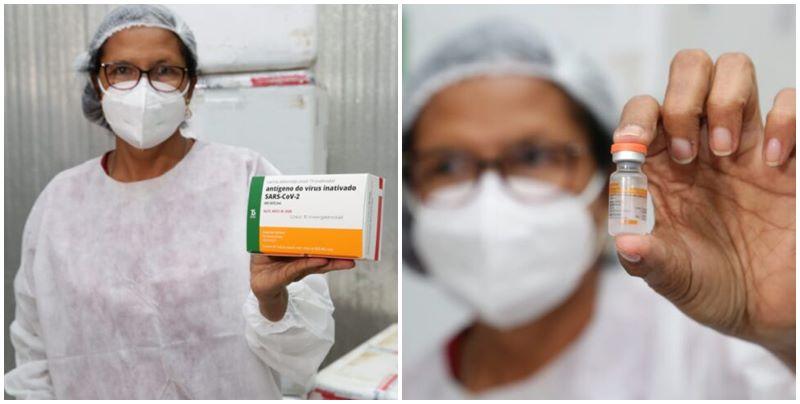 Governo distribuirá vacinas via terrestre e aérea para cidades do interior do Piauí