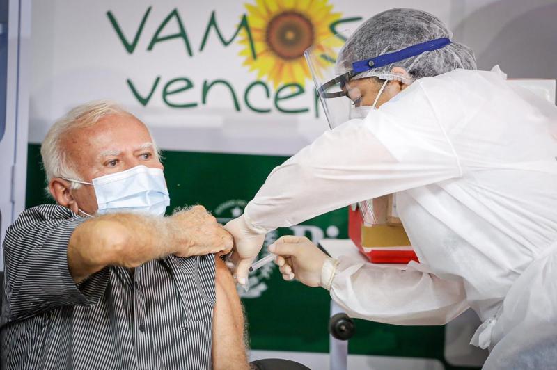 Teresina irá imunizar mais de 11 mil pessoas nesta primeira fase
