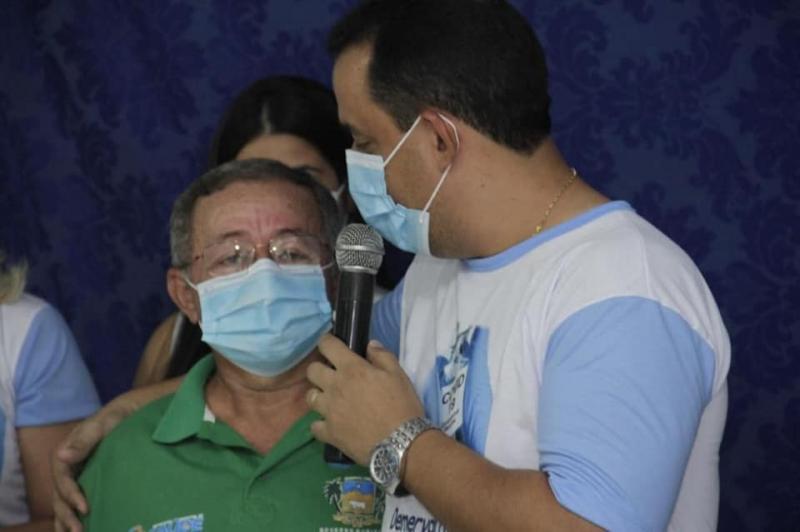 Abertura da Campanha de Vacinação contra a COVID 19 | Demerval Lobão