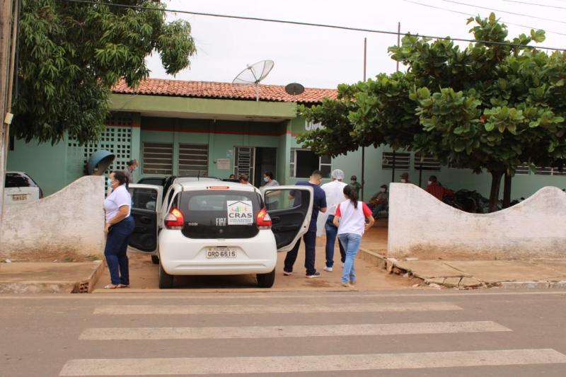 Vacinas já estão em São João da Serra
