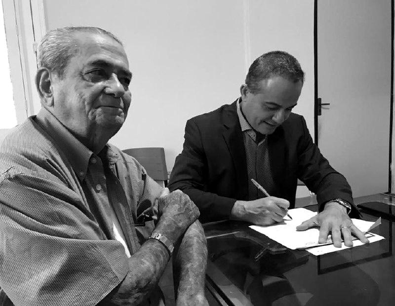 João Henrique Rebelo morre aos 90 anos no Hospital São Marcos em Teresina