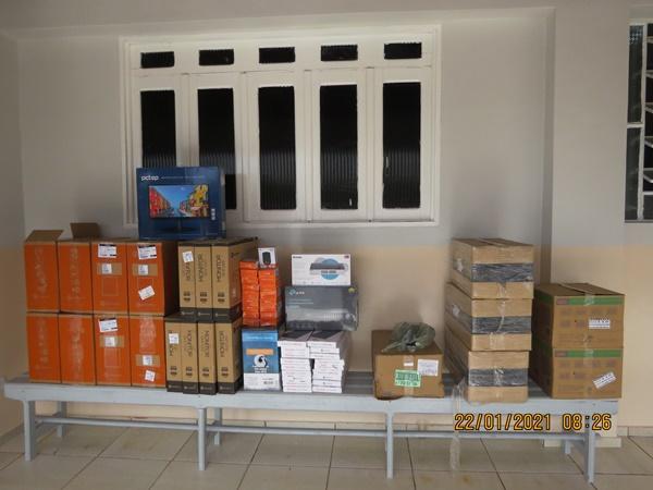 Prefeitura de Colônia do Gurgueia adquire novos computadores