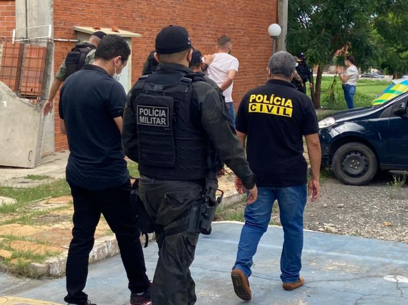 Operação Eliminados: homem é preso na UFPI durante prova do Enem