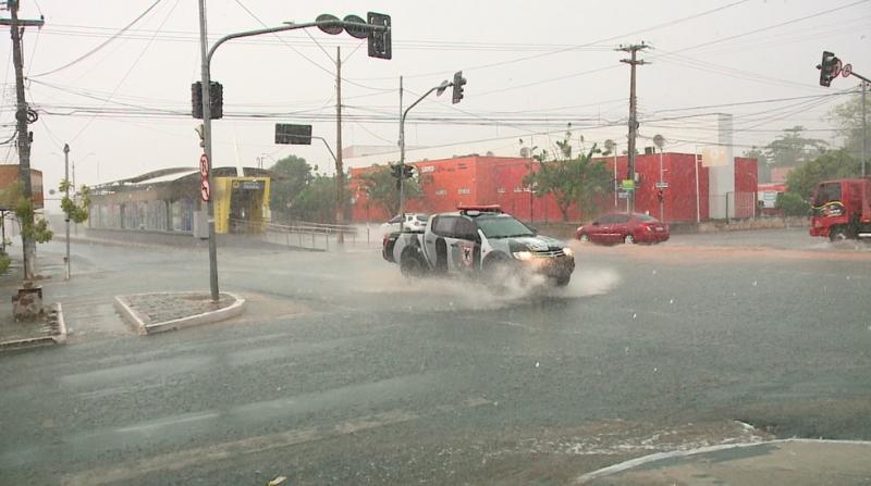 Meteorologia prevê chuvas e queda nas temperaturas nos próximos dias no Piauí