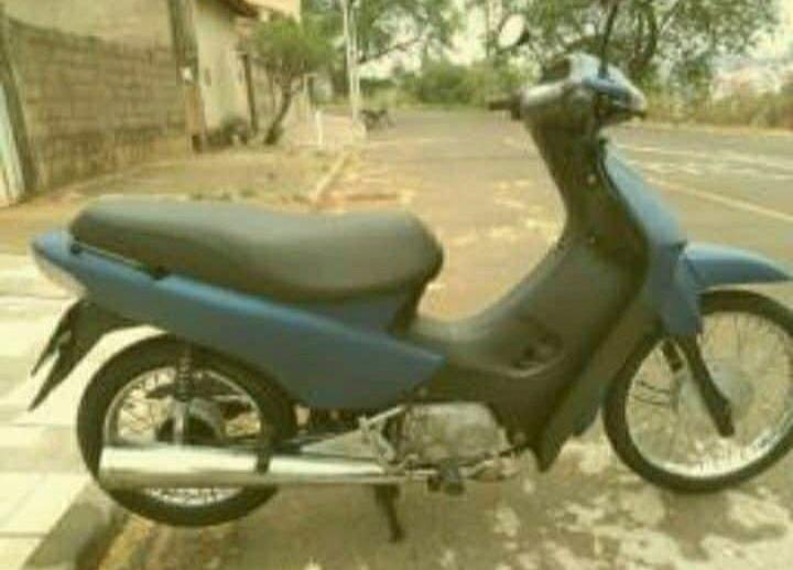 Mais uma moto é roubada na cidade de Cabeceiras