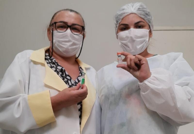 Cabeceiras recebe segunda remessa de vacinas contra o Covid -19