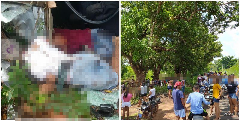 Grave acidente deixa mortos e ferido em rodovia no Piauí