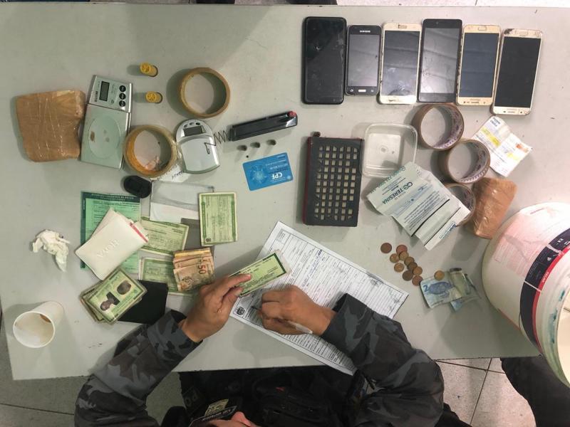 Cinco pessoas são presas durante Operação Águas de Março em Teresina