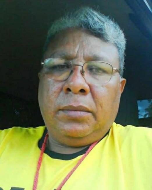 Nota de Falecimento: Morre aos 52 anos Antonio Cruz