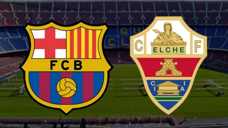 Barcelona x Elche: onde assistir, horário, escalações