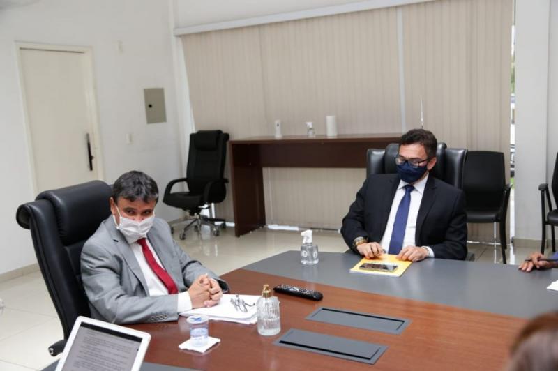 Presidente da APPM e Governador tratam sobre ações de combate ao COVID-19 nos municípios