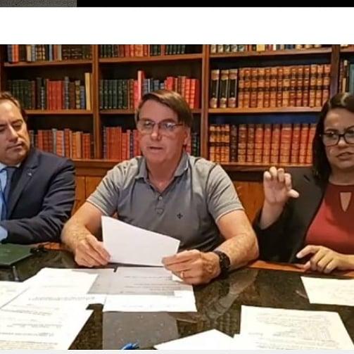 Bolsonaro fala em pagar quatro parcelas de R$ 250 na nova rodada