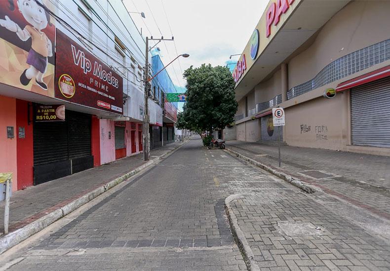 Lockdown parcial: veja o que funciona neste fim de semana no Piauí
