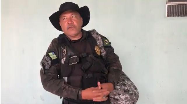 Sargento Mota faz apelo após morte de irmão por Covid-19; vídeo!
