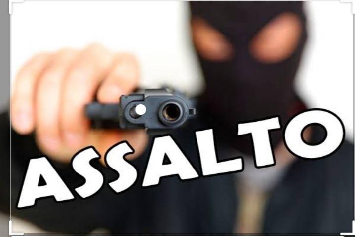 Assalto em David Caldas, vítima é agredida