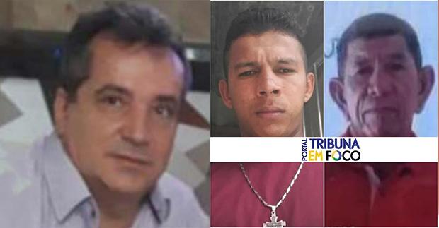 Pai e filho acusados de matar patrão com foice são presos pela polícia civil no Piauí
