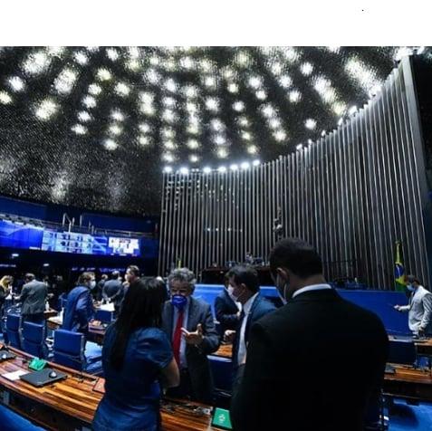 Senado Aprova, em primeiro turno, texto-base de PEC que retoma Auxílio emergencial
