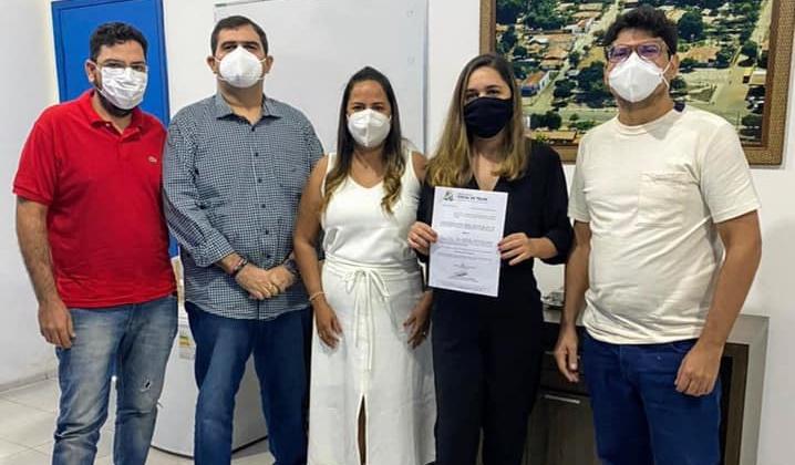 Dr. Marcos e Dr. Edmilson anunciam aliança com a Prefeita Karyne do Rodrigão