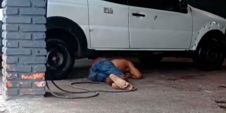 Homem é perseguido e morto a tiros em posto de lavagem na Zona Norte de Teresina