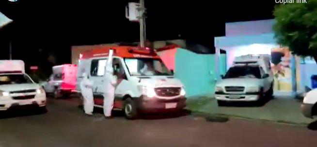 Hospital de Campo Maior tem morte por Covid-19 e congestionamento de ambulâncias