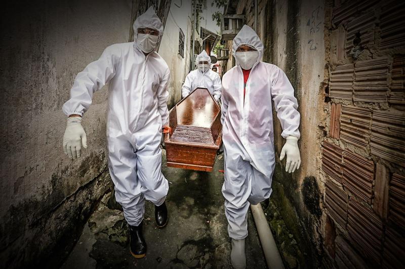 Teresina registra 7 mortes por Covid-19 no final de semana