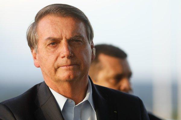 Existe algo a perder mais importante que a própria vida, diz Bolsonaro