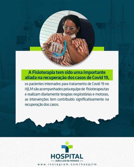 Demerval Lobão | Fisioterapia respiratória e motora no tratamento da Covid