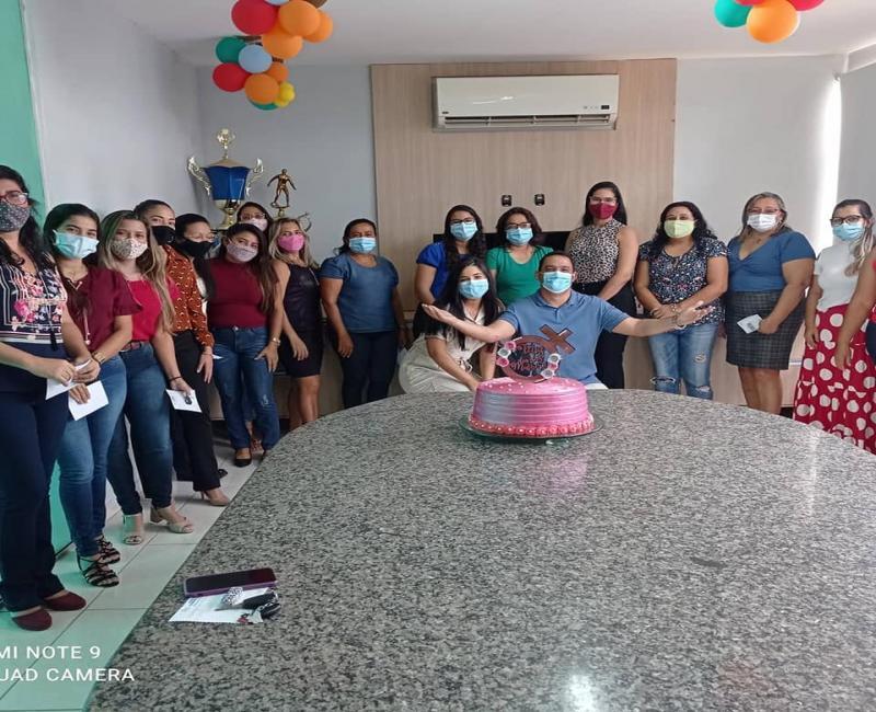Demerval Lobão | Homenagem do Prefeito Ricardo Moura pelo Dia da Mulher