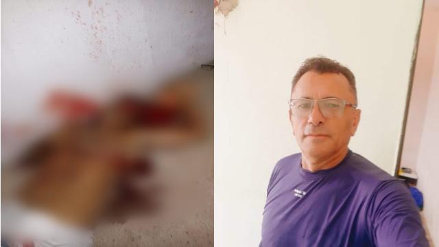 Comerciante é executado a tiros na frente da esposa e do filho no Piauí