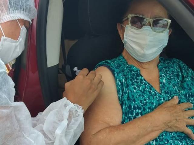 Luís Correia já utilizou 80,57% das vacinas recebidas para a primeira dose contra a covid-19