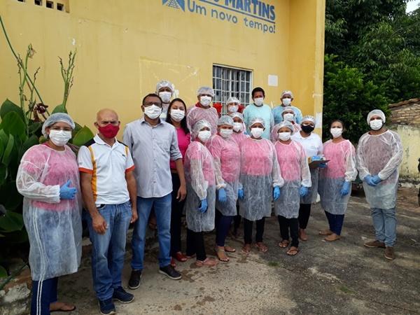 Prefeitura de Eliseu Martins realizou entrega de peixe da Semana Santa a população