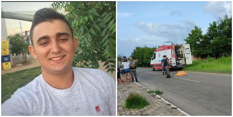 Jovem borracheiro morre em grave acidente no Piauí
