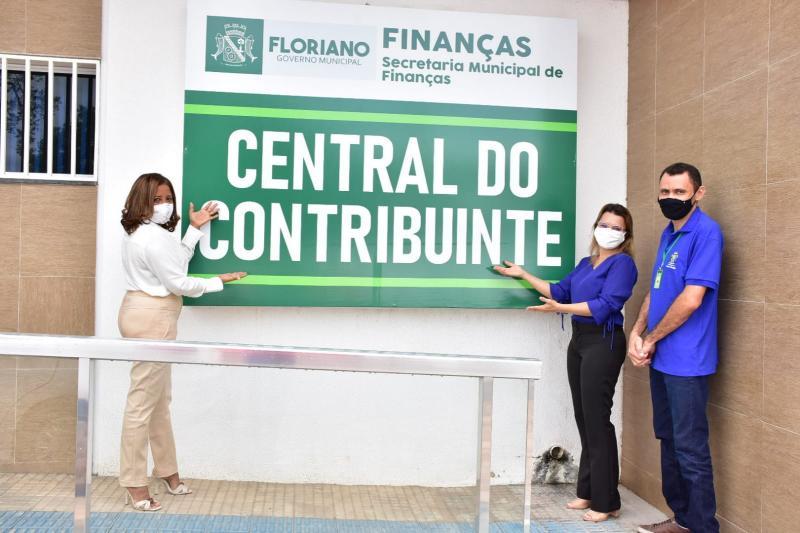 Inaugurada Central Especializada do Contribuinte de Floriano