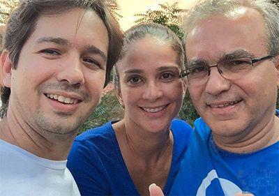 Acusado de ter caso amoroso com Lucy Soares, ex-vereador Samuel Silveira registra B.O