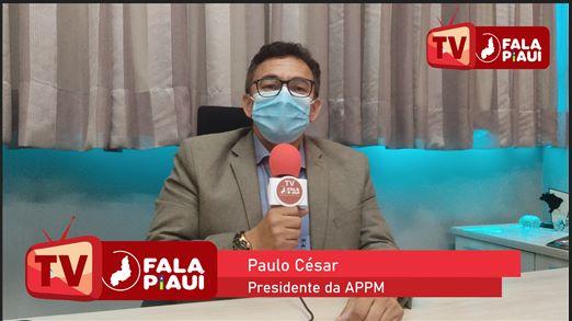 Entrevista com novo presidente da APPM, Dr. Paulo César