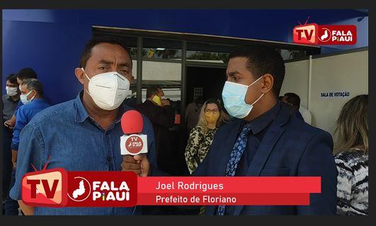 Prefeito de Floriano, Joel Rodrigues fala sobre ações para os próximos anos de mandato