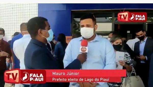 Prefeito de Lagoa do Piauí fala sobre ações para os próximos anos de mandato